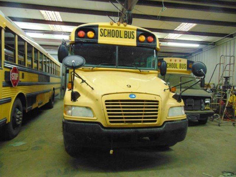 2008 Blue Bird Vision for sale at Interstate Bus Sales Inc. in Wallisville TX