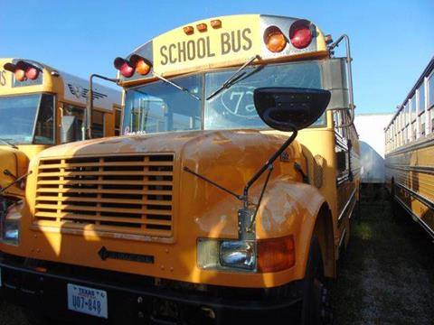 1996 International Thomas for sale at Interstate Bus Sales Inc. - GLOBAL BUS SALES in Alice TX