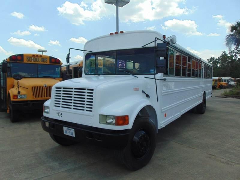 How Often Should You Change Your Brakes >> 1995 International Wayne 71 PAX In Wallisville TX