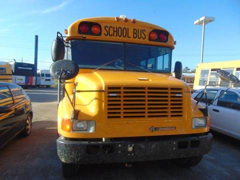 2003 International Blue Bird for sale at Interstate Bus Sales Inc. - GLOBAL BUS SALES in Alice TX