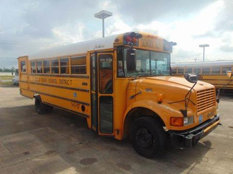 2000 International Am Tran for sale at Interstate Bus Sales Inc. - INTERSTATE BUS SALES INC in Kingsville TX