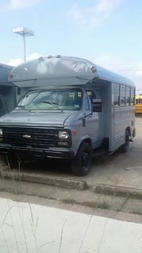 1995 Chevrolet Carpenter for sale at Interstate Bus Sales Inc. in Wallisville TX