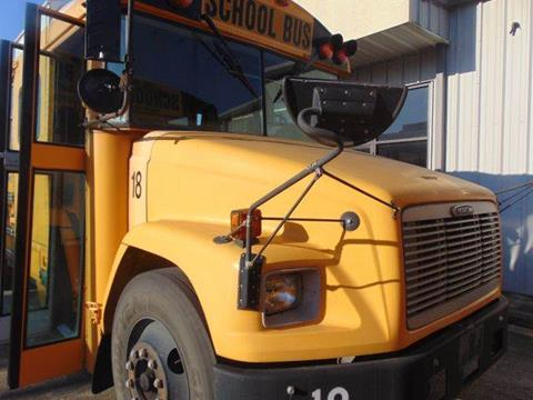 2002 Freightliner THOMAS for sale at Interstate Bus Sales Inc. in Wallisville TX
