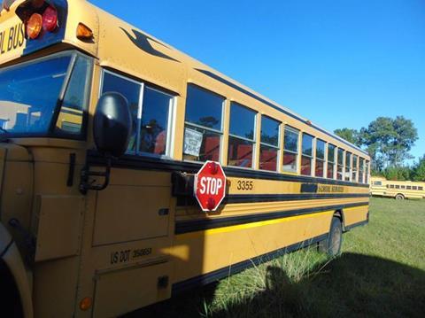 2002 GMC BLUEBIRD for sale at Interstate Bus Sales Inc. in Wallisville TX