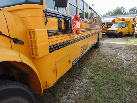 2000 International Blue Bird for sale at Interstate Bus Sales Inc. - GLOBAL BUS SALES in Alice TX