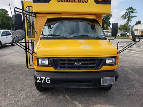 2003 Ford Collins for sale at Interstate Bus Sales Inc. in Wallisville TX