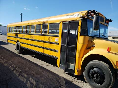 2003 International Am Tran for sale at Interstate Bus Sales Inc. in Wallisville TX