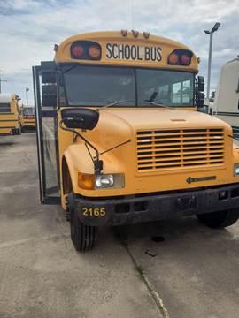 2000 International Blue Bird for sale at Interstate Bus Sales Inc. in Wallisville TX