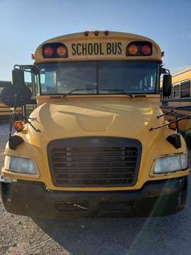 2009 Blue Bird Vision for sale at Interstate Bus Sales Inc. in Wallisville TX