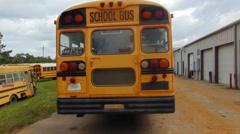 1998 Blue Bird Tc2000 71 PAX In Wallisville TX - Interstate Bus