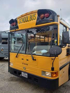 2008 IC Bus RE Series for sale at Interstate Bus Sales Inc. in Wallisville TX