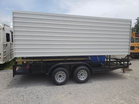 2019 CENTEX TRAILER PORT A COOL for sale at Interstate Bus Sales Inc. in Wallisville TX