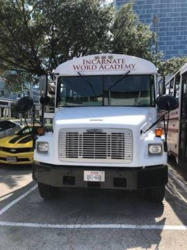 2004 Freightliner THOMAS for sale at Interstate Bus Sales Inc. in Wallisville TX