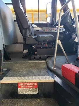 2010 Freightliner C2 for sale at Interstate Bus Sales Inc. in Wallisville TX