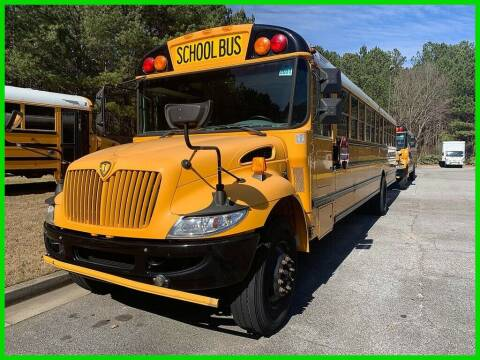 2014 IC Bus CE 200 for sale at Interstate Bus Sales Inc. in Wallisville TX