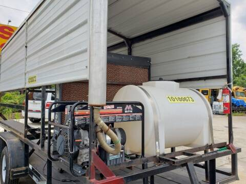 2017 TEXAS BRAGG COOLING TRAILER for sale at Interstate Bus Sales Inc. in Wallisville TX