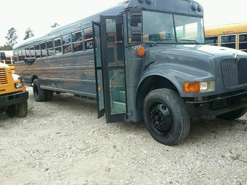 2002 International Am Tran for sale at Interstate Bus Sales Inc. in Wallisville TX