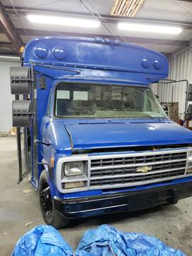 1995 Chevrolet WAYNE for sale at Interstate Bus Sales Inc. in Wallisville TX