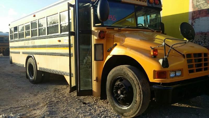 2007 Blue Bird Vision for sale at Interstate Bus Sales Inc. in Wallisville TX