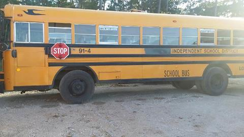 1991 Blue Bird TC2000 for sale at Interstate Bus Sales Inc. in Wallisville TX