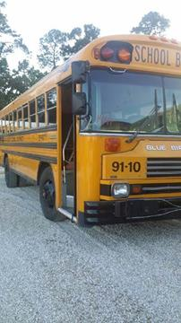 1992 Blue Bird TC2000 for sale at Interstate Bus Sales Inc. in Wallisville TX