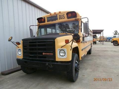 1987 International 1853 for sale at Interstate Bus Sales Inc. in Wallisville TX