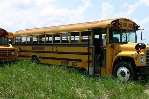 1986 International 1753 for sale at Interstate Bus Sales Inc. - INTERSTATE BUS SALES INC in Kingsville TX
