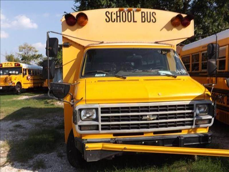 1995 Chevrolet Chevy Van for sale at Interstate Bus Sales Inc. - INTERSTATE BUS SALES INC in Kingsville TX