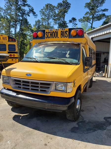 1992 Ford E-Series Cargo for sale at Interstate Bus Sales Inc. in Wallisville TX