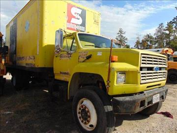 1988 Ford F-800 for sale in Wallisville, TX
