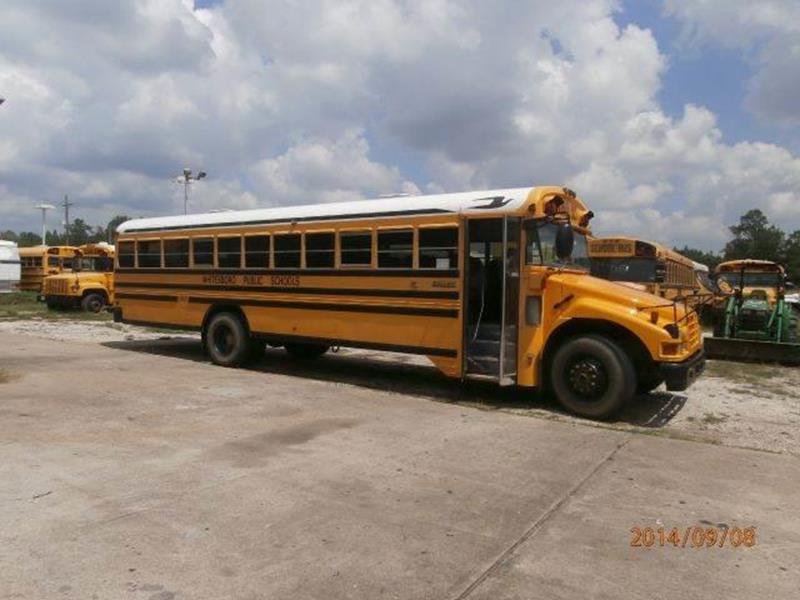 2005 Blue Bird Vision for sale at Interstate Bus Sales Inc. in Wallisville TX