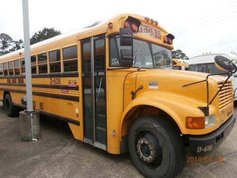 2002 International Blue Bird for sale in Wallisville, TX