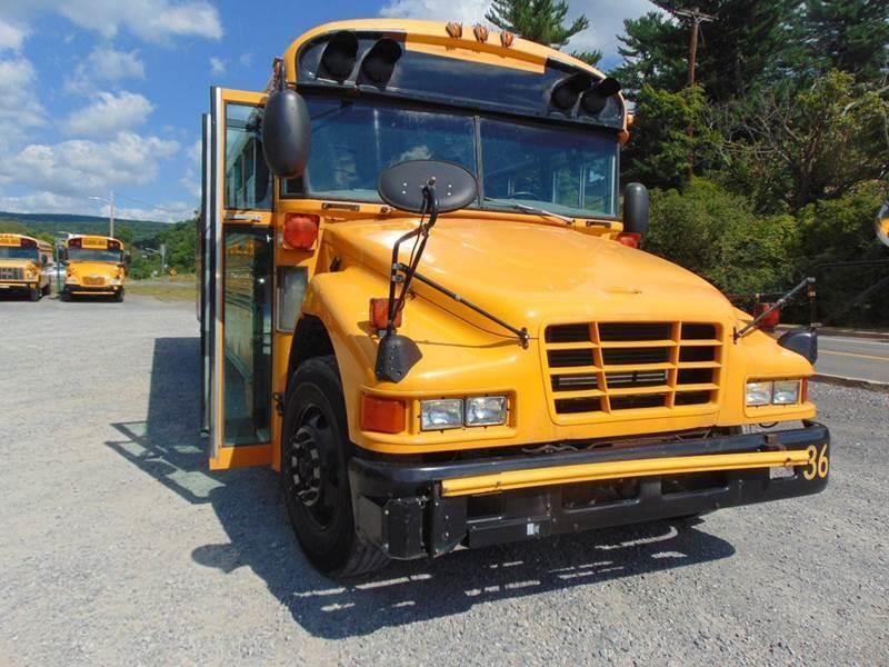 2004 Blue Bird Vision for sale at Interstate Bus Sales Inc. in Wallisville TX