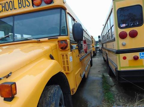 2004 Blue Bird Vision for sale at Interstate Bus Sales Inc. in Wallisville TX