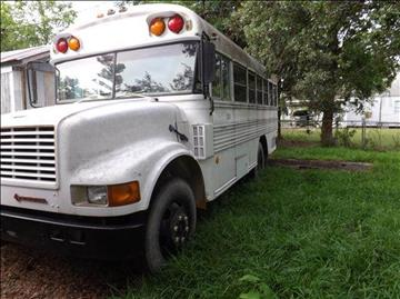 1991 International Blue Bird for sale in Wallisville, TX