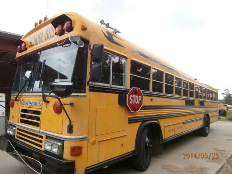 1994 Blue Bird All American / All Canadian for sale at Interstate Bus Sales Inc. in Wallisville TX