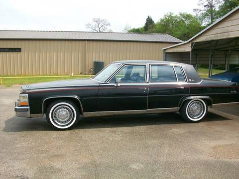 Used Cadillac Fleetwood Brougham For Sale Carsforsale Com
