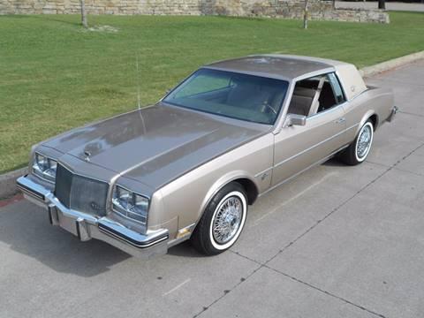1985 Buick Riviera for sale in Dallas, TX