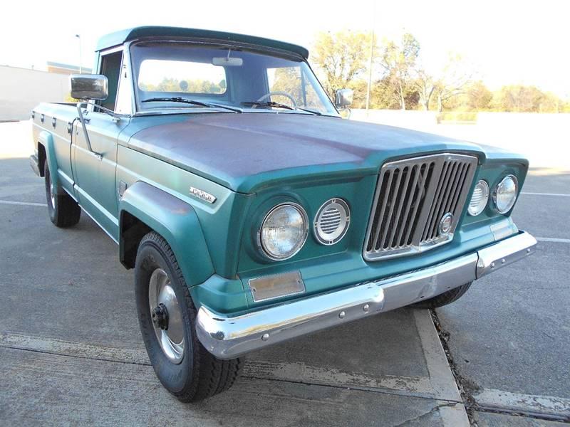 1966 jeep gladiator j custom cab manual 3 speed 4x4 i6 gasoline used jeep other for sale. Black Bedroom Furniture Sets. Home Design Ideas