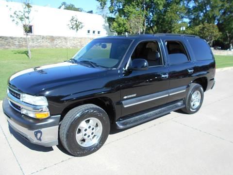 2003 Chevrolet Tahoe for sale in Dallas, TX