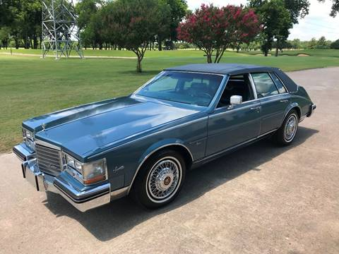 1985 Cadillac Seville For Sale In Oklahoma Carsforsale Com
