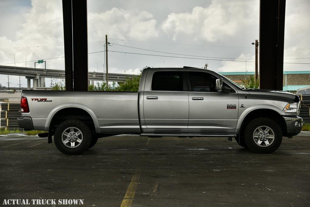 2012 RAM Ram Pickup 3500 4x4 Laramie 4dr Crew Cab 8 ft. LB Pickup - Tacoma WA