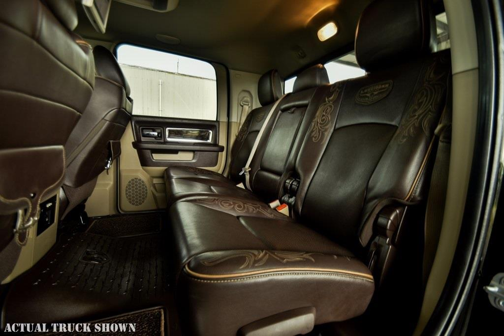 2012 RAM Ram Pickup 3500 4x4 Laramie Longhorn 4dr Mega Cab 6.3 ft. SB Pickup - Tacoma WA