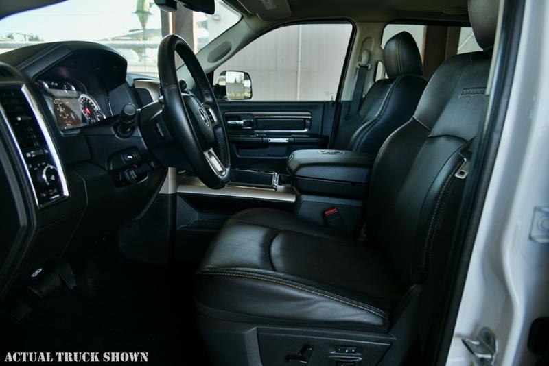 2013 RAM Ram Pickup 2500 4x4 Laramie 4dr Crew Cab 6.3 ft. SB Pickup - Tacoma WA