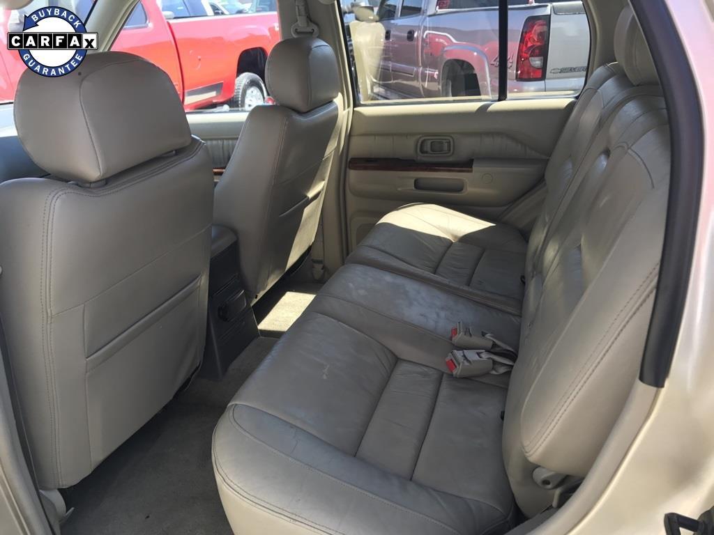 1998 Infiniti QX4 4dr 4WD SUV - Tacoma WA