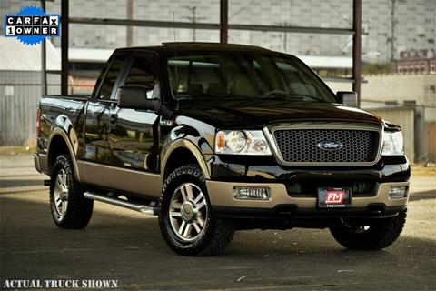 2005 Ford F-150 for sale in Tacoma, WA