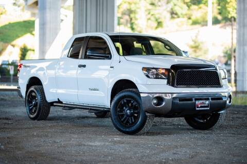 2007 Toyota Tundra for sale at Friesen Motorsports in Tacoma WA