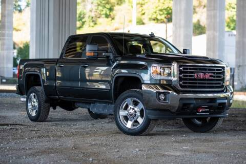 2017 GMC Sierra 2500HD for sale at Friesen Motorsports in Tacoma WA
