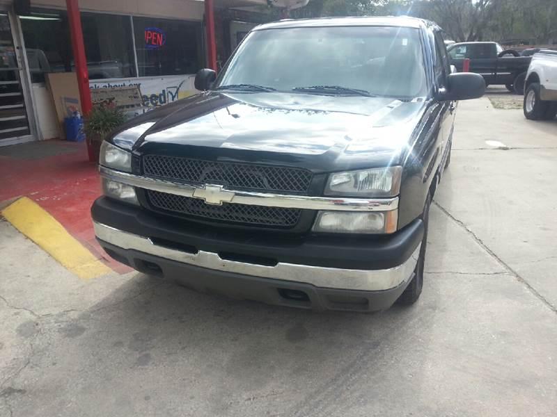 2005 Chevrolet Silverado 1500 4dr Crew Cab LS Rwd SB - Ocala FL