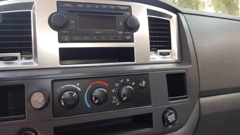 2007 Dodge Ram Pickup 2500 ST 4dr Quad Cab 4x4 SB - Ocala FL